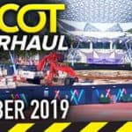 Epcot Overhaul Construction Tour OCTOBER 2019! – Disney News