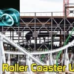 TRON Roller Coaster Construction Update at Walt Disney World – Final Section of Track Installed
