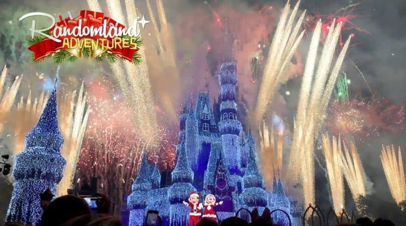 Christmas at Disney World – Mickey's Very Merry Party