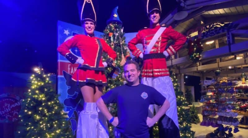 Tree Trail, Toy soldiers and New Holiday Fun at Disney Springs