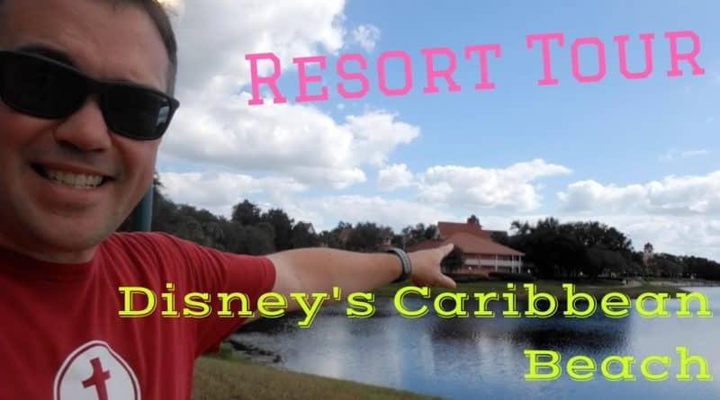 Tour of Disney's Caribbean Beach Resort