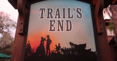 Trail's End at Fort Wilderness Dining Review