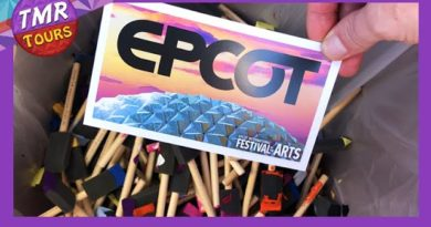 A Day at Epcot International Festival of the Arts 2020