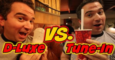 The Ultimate Shake Showdown! D-Luxe Burger vs Tune in Lounge