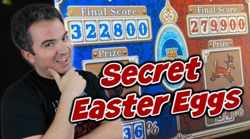 Secrets to get the Best Score on Toy Story Midway Mania – Easter Eggs