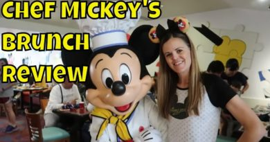 Chef Mickey's Brunch Review at the Contemporary Resort